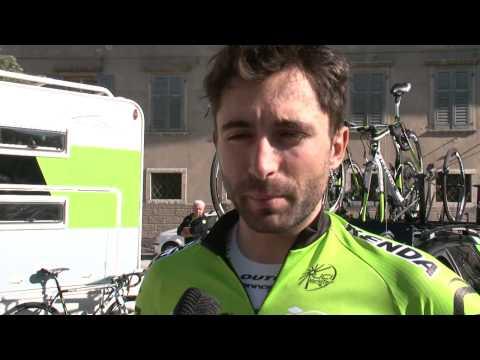 Giro del Trentino 2014: Moreno Moser before stage3