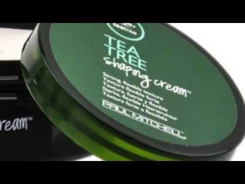 Tea Tree Shaping Cream - Paul Mitchell - Chic Mix