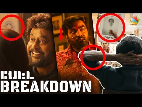 PETTA Trailer Breakdown | Things You Missed | Superstar Rajinikanth, Karthik Subbaraj Movie