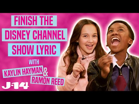Download Just Roll With It Stars Sing Disney Channel Theme Songs   Finish The Lyric