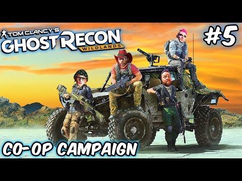 ghost recon wildlands how to join co-op