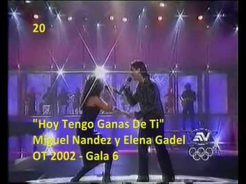Especial OT 10 Años: Los Mejores Duos De La Historia (Parte 2/2)