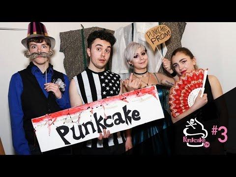 We had a Punk Rock Prom!