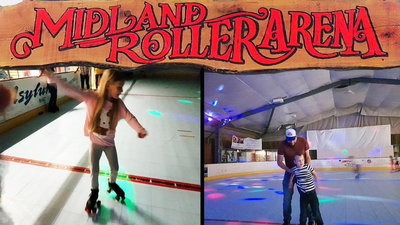 Roller disco midlands