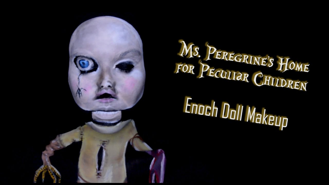Ms. Peregrine's Home for Peculiar Children Enoch doll ...