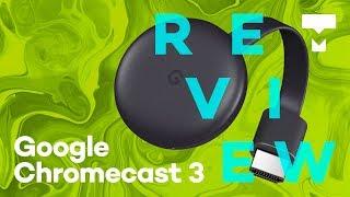 Google Chromecast 3: Review/Análise - TecMundo
