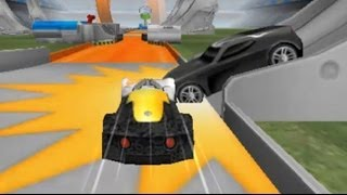 Juego de Autos 26: Hot Wheels Shoking Kamikases and The Ghost Hot Wheels Builder 2014