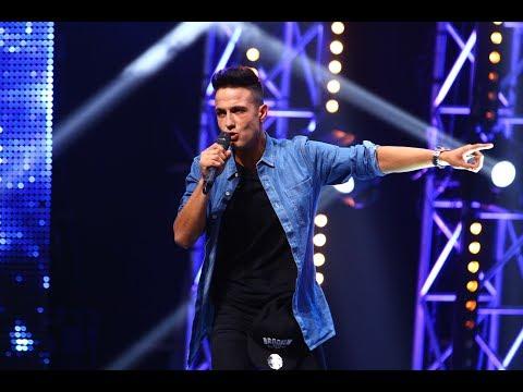James Arthur - Say You Won't Let Go. Vezi aici cum cântă Anton Banaghan, în Bootcamp, la X Factor
