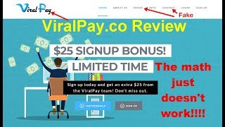 ViralPay.co Review | ViralPay.co Scam Explained