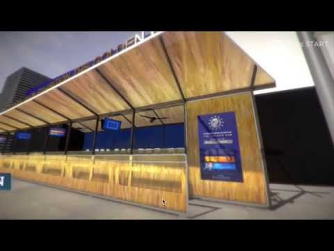 Virtual tour of EU experience at EXPO Milano 2015