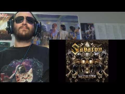 Sabaton - Dream Destroyer (Reaction)