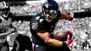 "Kyle Juszczyk || ""Juice"" ᴴᴰ|| 2013-2017 Ravens Highlights"