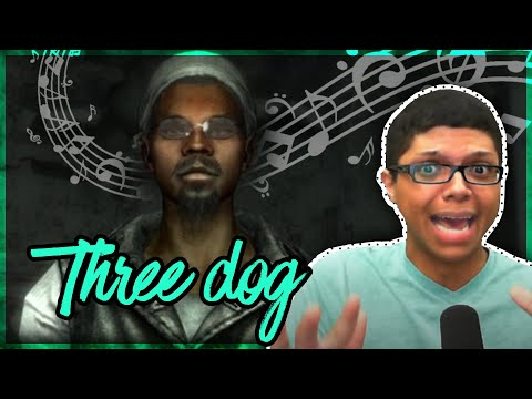 YOU ASKED! THREE DOG!!