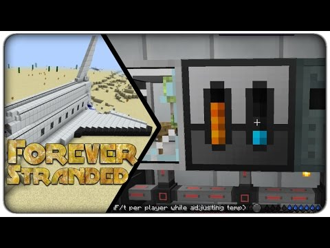 [Lets Play] Forever Stranded : E21 - Temperature Regulations