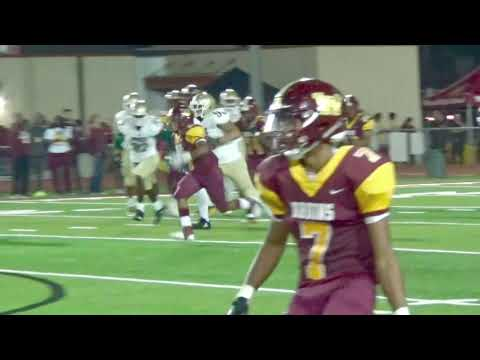 High School Football: Long Beach Poly vs. Wilson