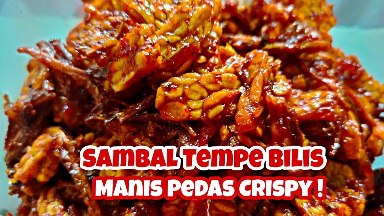 Download Resepi Sambal Tempe Manis Pedas Crispy Sedap & Mudah    Sesedap Resepi    #29