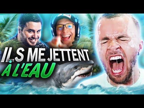ILS ME JETTENT  L'EAU !  (Raft ft. Locklear, Doigby)