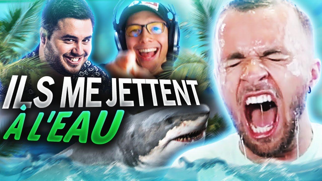 Download ILS ME JETTENT À L'EAU ! 🤧 (Raft ft. Locklear, Doigby)