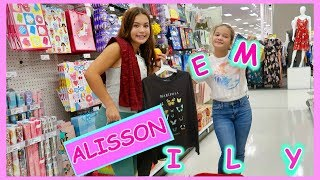 I'll Buy anything that starts with the Letters in your NAME challenge | SISTER FOREVER