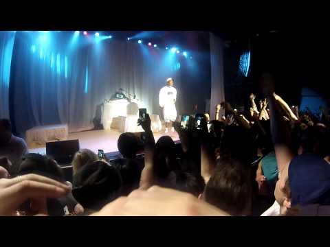 ASAP Rocky PMW live FZW Dortmund Germany (A$AP Mob)