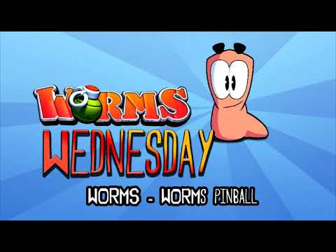 Worms Wednesday 10 - Worms Pinball |