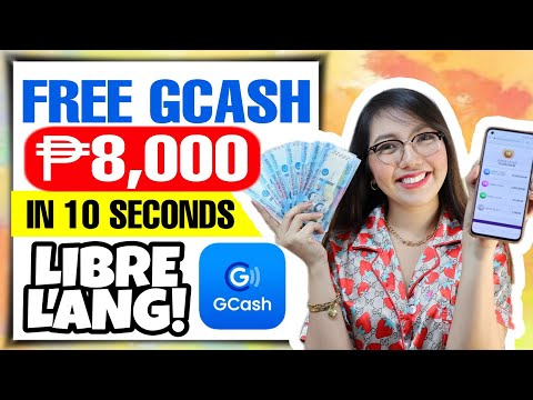 FREE GCASH: P8,000 IN 10 SECONDS   MAY PERA KA SA APP NA TO ARAW-ARAW! 100% LEGIT WITH PROOF