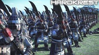 Total War Three Kingdoms - прохождение - Hardcore - Гунсунь Цзань =8= Разрушение и созидание