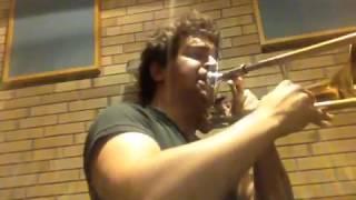 La Gazza Ladra - Trombone Excerpt