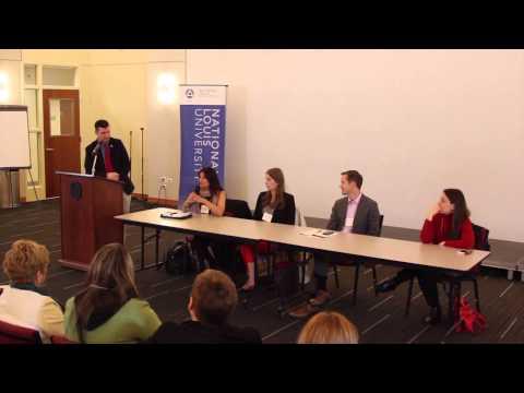 Social Entrepreneurship Panel | April 23, 2014 | NLU Chicago Campus
