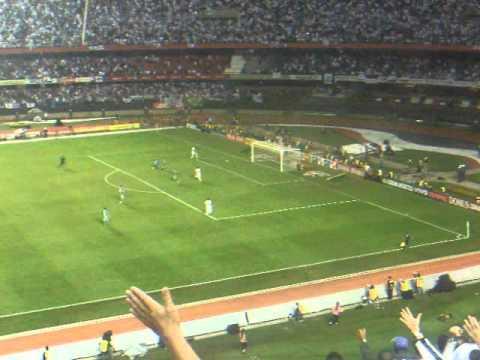 Santos TRIcampeão Paulista - 2010-2011-2012 - Quarto gol - Alan Kardec