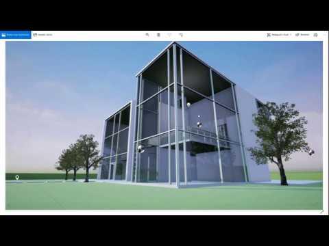 Autodesk Revit projektų vizualizavimas, naudojant Unreal Engine