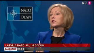 Latvija NATO jau 15 gadus