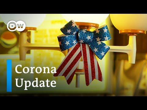 USA feiern 4. Juli im Schatten von Corona   Coronavirus Nachrichten zur aktuellen Lage