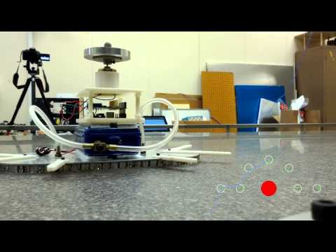 Stanford Space Robotics Facility: Obstacle Avoidance