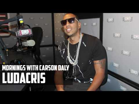 Interview: Ludacris Talks 'Ludaversal' Furious 7, Paul Walker & more with Carson Daly