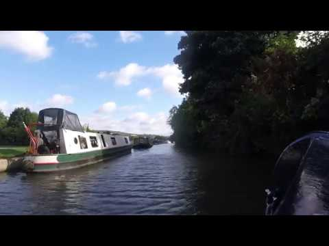 Bath To Bathampton Narrowboat Cruise