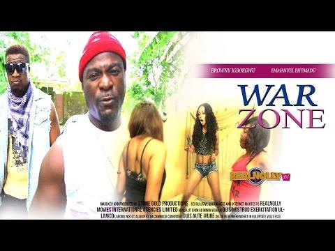 2015 Latest Nigerian Nollywood Movies - War Zone 1