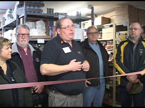 2015 Hanson Food Pantry Open House