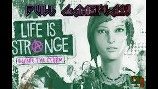 Life is strange: Before the storm - FULL gameplay! - Livestream!