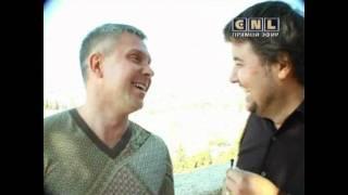 Прямой эфир из Израиля 2011, часть 1 Максим Максимов СНЛ