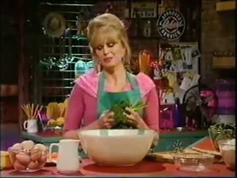 Ruby Wax rehabilitates Joanna Lumley Including cooking segment