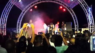afro panico matimba at shotz club