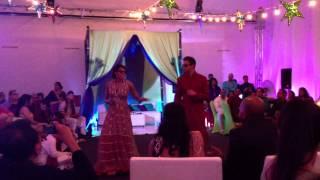 Surprise Sangeet Dance - Chal Pyar Karegi & Gal Mithi Mithi Bol
