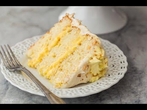 Pineapple Coconut Cake recipe   The Recipe Rebel