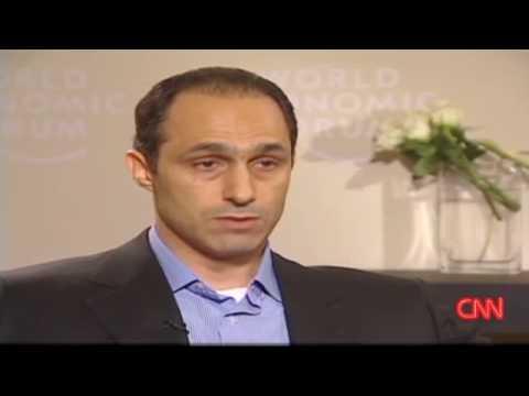 Egypt's Gamal Mubarak
