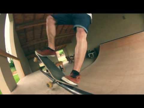 Skater Marcus Payne  France  Animal