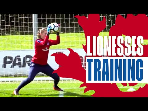 Lionesses prepare for World Cup qualfying campaign | Inside Training