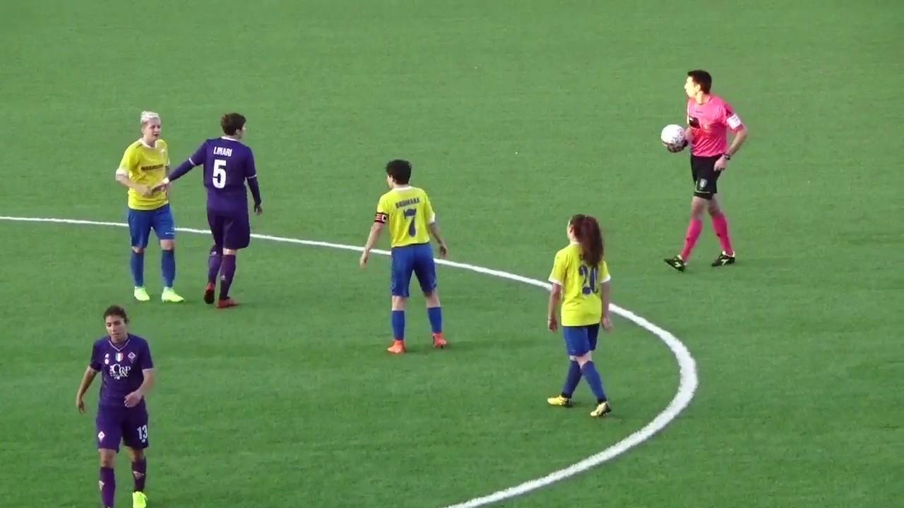 Fiorentina vs Tavagnacco 1-1
