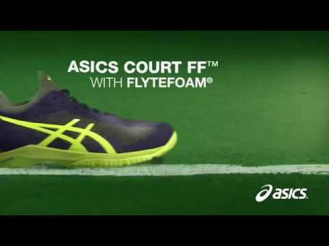 asics gel court ff