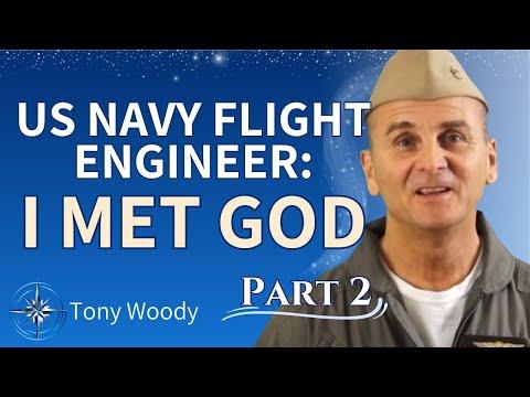 Flight Engineer Tony Woody -The UFO sightings he could not speak about (2:2) (German subtitles)